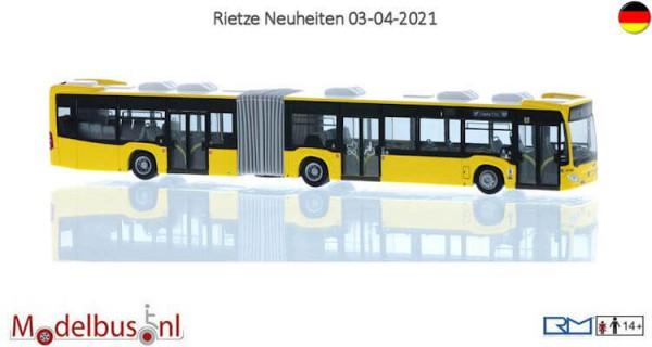 Rietze 69583 Mercedes Benz Citaro G´12 BVG Danke TXL