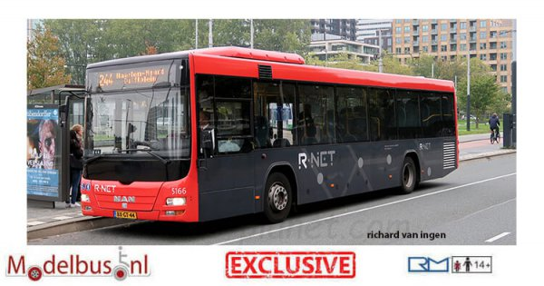 Rietze 5166 R-NET Connexxion MAN A78