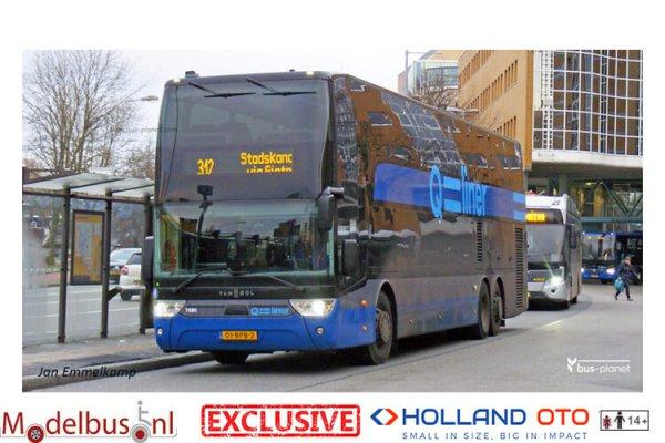 Qbuzz Qliner 8-7686 HollandOto van Hool TX Astromega