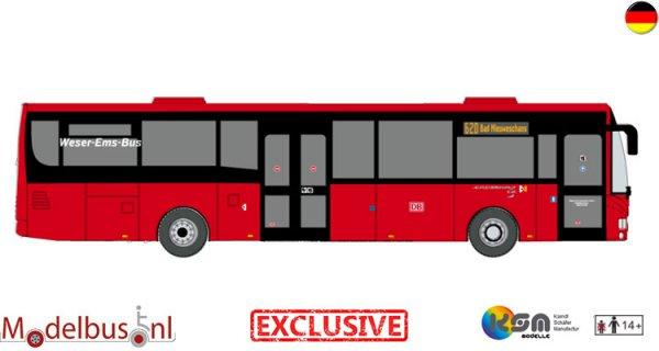 KSM-Modelle 110787 Irisbus Crossway LE DB Weser Ems Bus