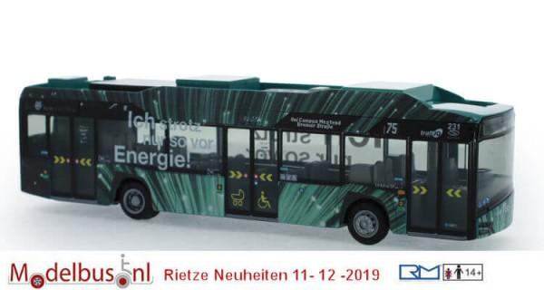Rietze 73036 Solaris Urbino 12´14 electric ICB Frankfurt