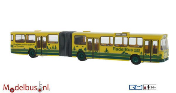 Rietze 74526 Mercedes-Benz O 305 G MB Moselbahn