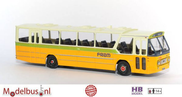 HB Model Fram 2817 Leyland den Oudsten Semitour NS serie 27/28 en 2900