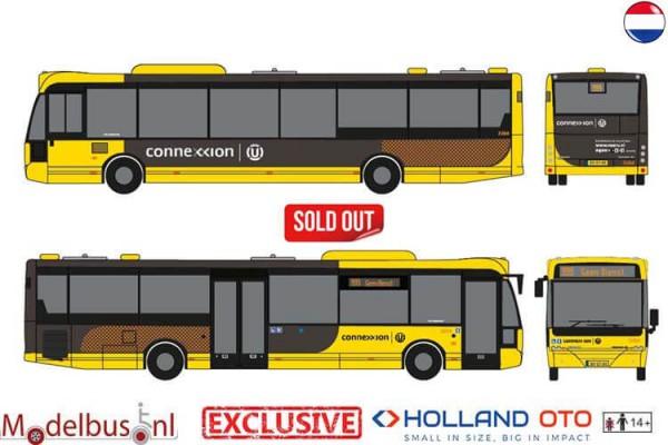 HollandOto 3284 Connexxion Utrecht Berkhof Ambassador Ale 120 geen dienst