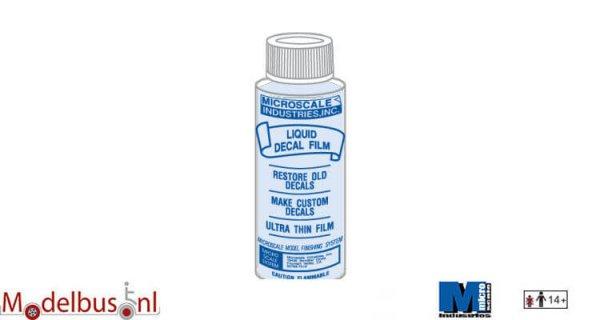 Microscale MI-12 Micro Liquid Decal Film