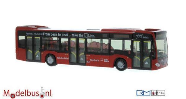 Rietze 69485 Mercedes Benz Citaro IVB Innsbruck