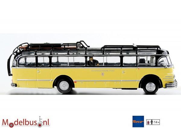 Roco Starline 670858 Saurer 5 GVF-U Conferentiebus Chrutschov