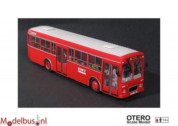 Otero Scale Models 87001K Pegaso 6038 EMT Valencia