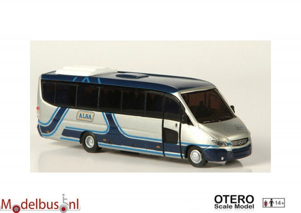 Otero Scale Model 87003A Mercedes-Benz Midi Ferqui.