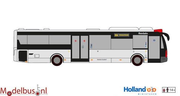 HollandOto 8-1133 VDL Citea LLE Rheinbahn Düsseldorf