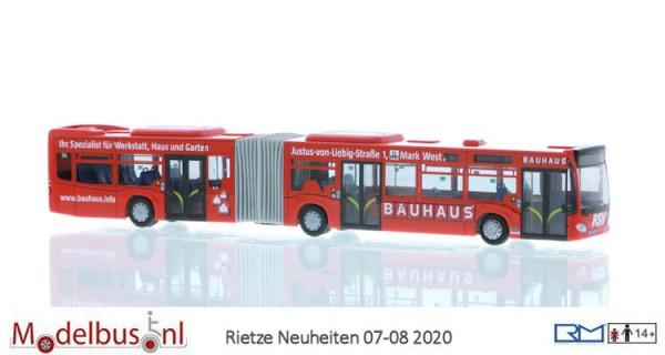 Rietze 73668 Mercedes-Benz Citaro G´15 busreizen Kocher - Bauhaus