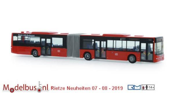 Rietze 72773 MAN Lion's City G '15 DB Regio Alb-Bodendsee