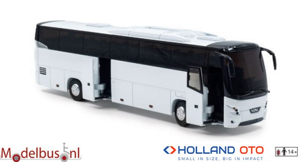 HollandOto 8-1053 VDL Futura wit 1:43