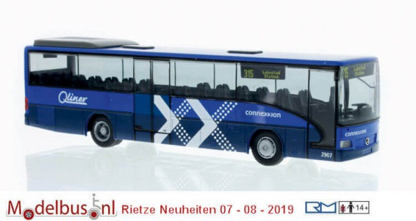 Rietze 63266 MB Integro Qliner Connexxion