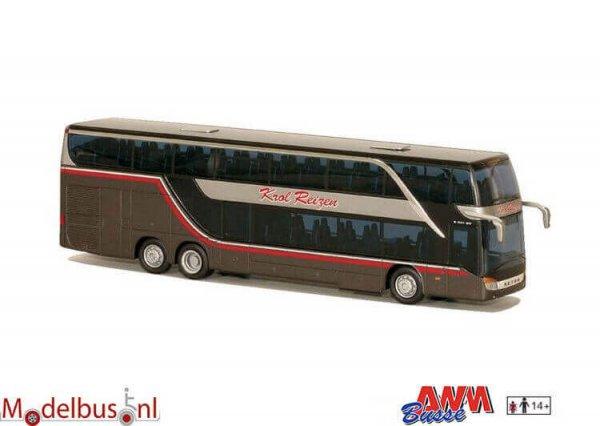 AWM Automodelle 73929 Setra S 431 DT Krol-Reizen