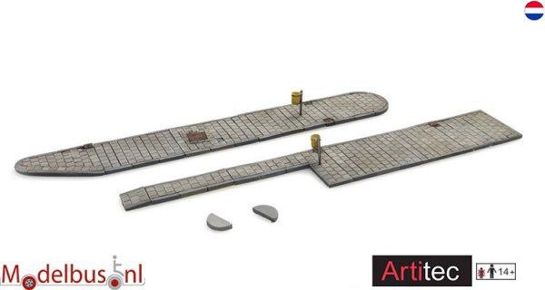 Artitec 10.379 Set buseilanden modulair