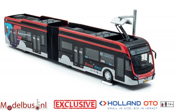 HollandOto 8-1209 Bravo Direct Hermes VDL Citea SLFA 181 electric