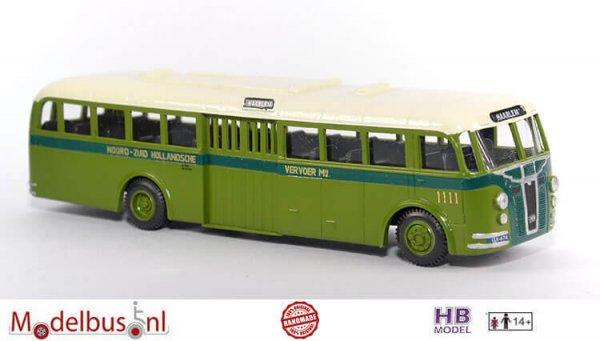 HB Model NZH 1111 Crossley De Schelde NS 1001 - 1125