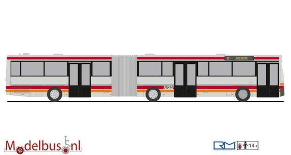 Rietze 69841 Mercedes-Benz O 405 G RKH Kassel