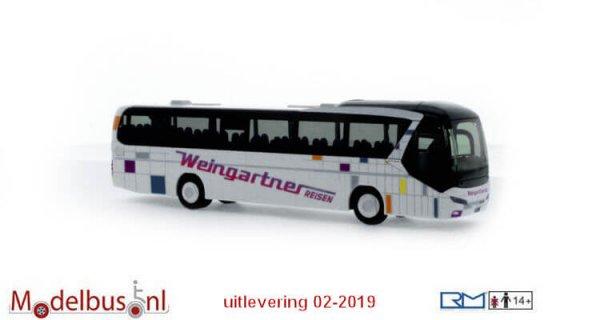 Rietze 69620 Neoplan Jetliner Weingartner Reisen