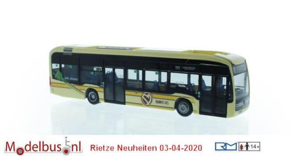 Rietze 75515 Mercedes-Benz eCitaro Demy Cars