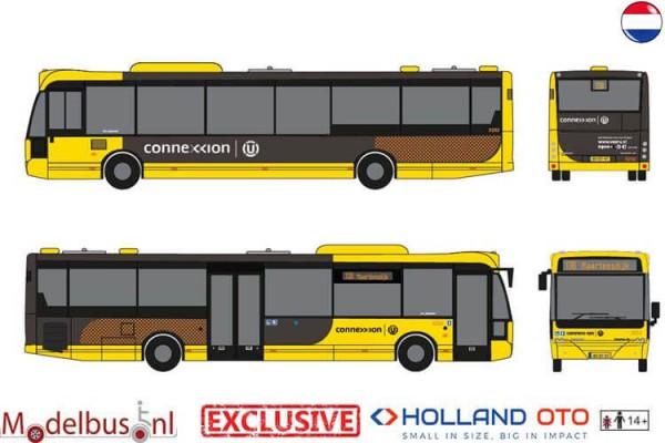 HollandOto 3232 Connexxion Utrecht Berkhof Ambassador Ale 120