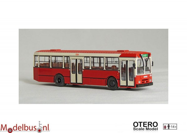 Otero Scale Model 87001G Pegaso 6038 TMB